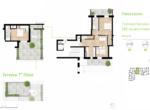 Duplex Firenze sud Lungarno nuova costruzione 686k €