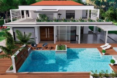 Villa con dependance allo stato grezzo ideale per personalizzazione 9