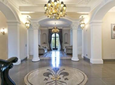 Lussuosa Villa di architettura Barocca con vista su Firenze 3